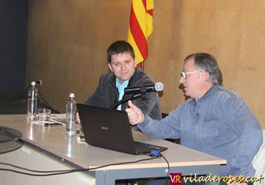 Conferència Arnald Plujà