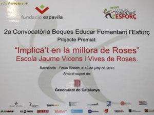 Beques de la Fundació Espavila