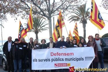 CCOO contra la Llei de Reforma d'Adminitracions Locals