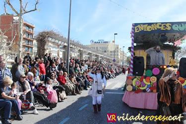 Carnaval de Roses 2014