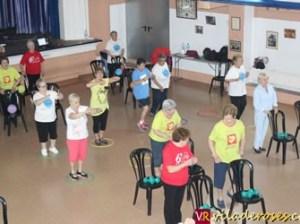 Activitats físiques per a la gent gran