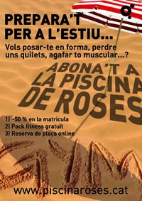 Piscina de Roses