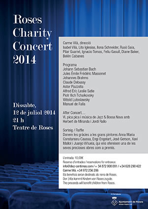 Roses Charity Concert