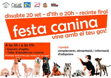 Festa Canina de Vilafant