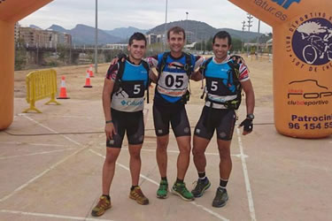 Sportfull Illa de Rodes Raid Team