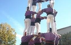 La Colla Castellera de Figueres