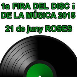 Fira del Disc i de la Música de Roses