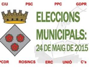 Eleccions municipals de Roses 2015