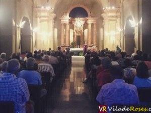 Concert líric a l'Església de Santa Maria de Roses