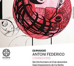 """Connexions"" d'Antoni Federico"
