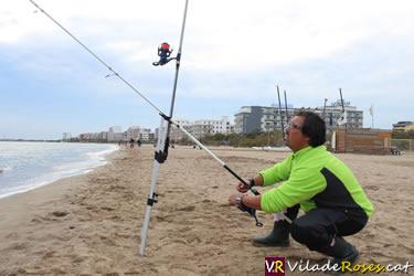 VI Lliga Social de Surfcàsting del CPE Roses La Perola