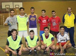 Club Esportiu Roses Team 14