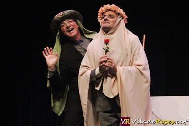 """""""Histèria Sagrada"""" al Teatre Municipal de Roses"""