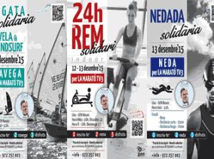El GEN Roses amb La Marató de TV3