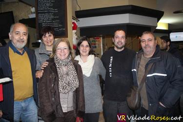 Pica-pica solidari al Bar-Restaurant Ca la Sogra de Roses
