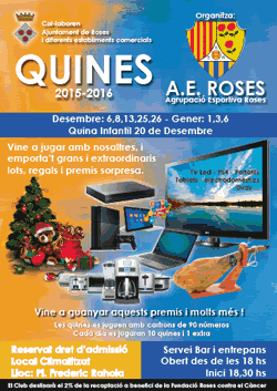 Quines de Nadal A.E. Roses