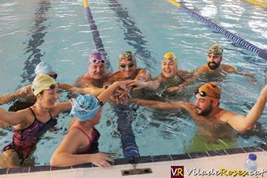 Repte de natació 50 x 100 a Roses