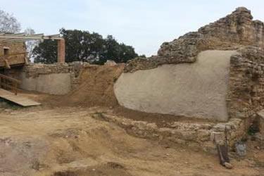Jaciment arqueològic de Palol Sabaldòria, Vilafant