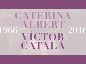 Marató literària dedicada a Víctor Català