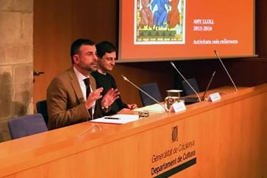 Terra de Trobadors de Castelló d'Empúries a l'Any Llull