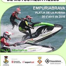 Campionat de Catalunya Open de Motos Aquàtiques