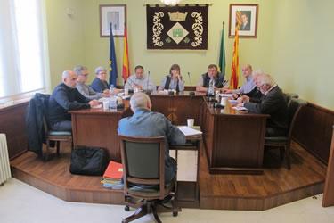 Ple ordinari de l'Ajuntament de Palau-saverdera