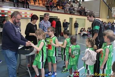 10ª Jornada Escoleta de Bàsquet