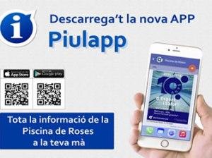 Piulapp, l'app de la Piscina de Roses
