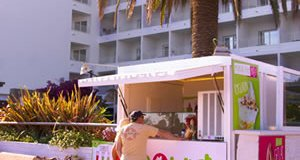 Llagurt a l'Hotel Terraza de Roses