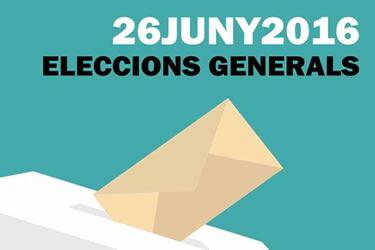 Eleccions Generals 26-J