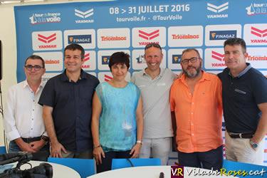 El Tour de Vela a França