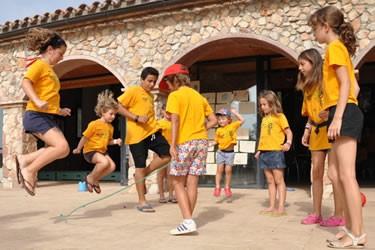 Espai per a nens i joves de Palau-saverdera