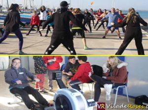 GEN Roses amb La Marató de TV3