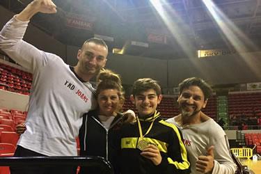 Joan Jorquera campió de l'Open Internacional d'Aragó