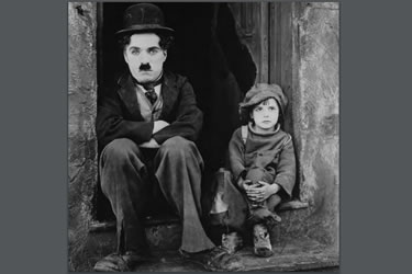 7 de cinema. The kid de Charles Chaplin