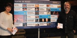 Programació Teatre de Roses Gener-Maig 2017