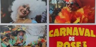Exposició Carnaval Oficina Turisme de Roses