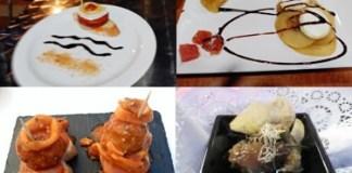 Taula de participació gastronòmica