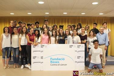 Alumnes del Centre Escolar Empordà solidaris
