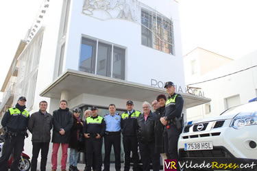 Ajuntament de Roses i Policia Local