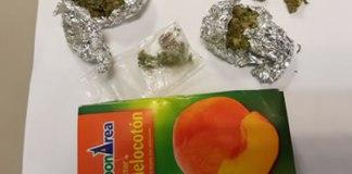 Detingut a Roses per tràfic de marihuana