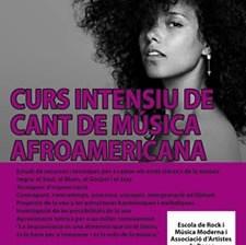 Curs intensiu de música afroamericana