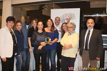 Premi Abràs Solidari 2017 de FADIR