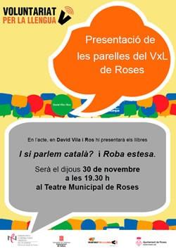 Voluntariat per la Llengua a Roses