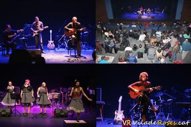 Concert d'homenatge a Carles García