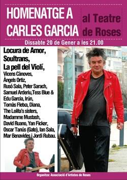 Homenatge a Carles García