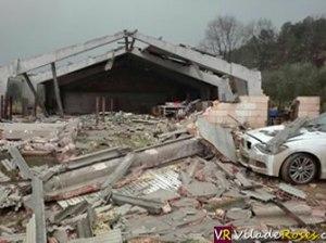 Tornado a Cistella, Navata i Terrades