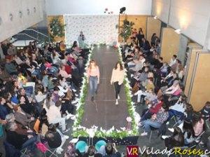 Desfilada de moda del Centre Escolar Empordà