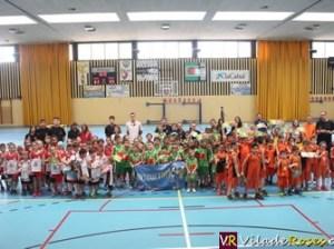 Trobada d'Escoles de Bàsquet del C.B. Roses