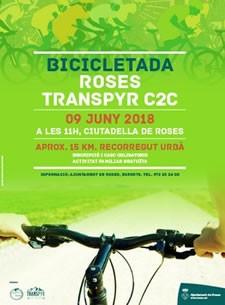 Bicicletada popular Transpyr C2C